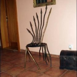Forged chairs